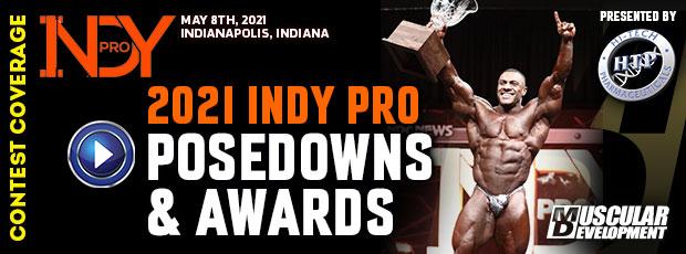 finals awards posedown
