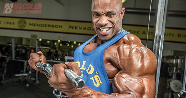Victor Martinez Gives the Lowdown On Pre & Post Workout Nutrition